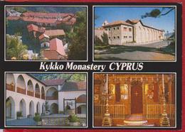 KYKKO MONASTERY CYPRUS POSTCARD UNUSED - Chypre