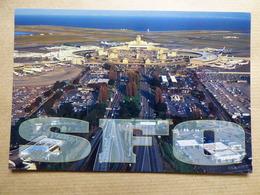 AIRPORT / FLUGHAFEN / AEROPORT    SAN FRANCISCO   INTERNATIONAL AIRPORT - Aerodrome