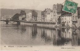 épinal- Le Quai Aubert - Epinal