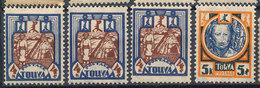 Stamp Tuva 1927 Mint Lot1 - Tuva