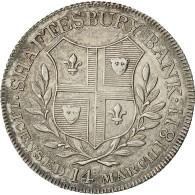 Monnaie, Grande-Bretagne, Silver Token, Wiltshire And Shaftesbury Bank - 1662-1816 : Acuñaciones Antiguas Fin XVII° - Inicio XIX° S.