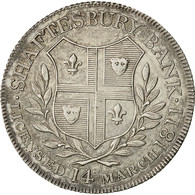 Monnaie, Grande-Bretagne, Silver Token, Wiltshire And Shaftesbury Bank - 1662-1816 : Anciennes Frappes Fin XVII° - Début XIX° S.