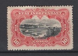 Congo-Belge. 1894. COB N° 19 *, MH  Cote COB 2018 : 5 € - Congo Belge
