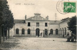 71. Givry. Hotel Des Postes - Francia