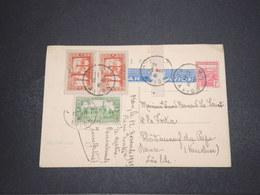 ALGÉRIE - Carte Postale De Oran Par Avion Pour Château Neuf Du Pape ( Zone Libre ) En 1941 - L 16318 - Algérie (1924-1962)
