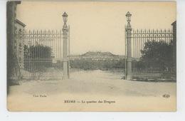REIMS - Le Quartier Des Dragons - Reims