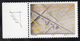 MACEDONIA, 1998, MICHEL 113 - 2500 YEARS PYTHAGORAS ** - Macedonia