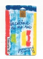 Télécarte - La Cabine De Ma Rue - Jean-René 5 Ans1/2 - Téléphones