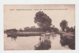 70 - CORRE / ECLUSE 46 - POINT TERMINUS DU CANAL DE L'EST - Autres Communes