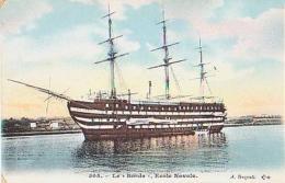 Voilier Militaire        14         Le BORDA école Navale - Warships