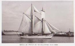 Voilier Militaire        41        Goelette BELLE POULE - Warships