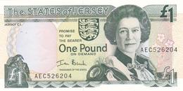 Jersey  - 1 Pound 2000 - UNC - Jersey
