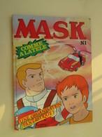 BD2010 : BD Mensuel MASK COMME A LA TÉLÉ N°1 - NERI Octobre 1986 Vu à 6.99€ Sur Ebay - Magazines Et Périodiques