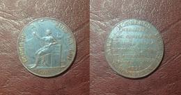 FRANCE  - MONNERON DEUX-SOLS à La Liberté Assise 1791 - 1789-1795 Period: Revolution