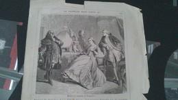 Affiche (gravure) - Madame La Marquise De POMPADOUR - Affiches