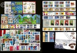 France Année Complète 2007 + Carnets + Blocs Souvenirs NEUF ** LUXE - France
