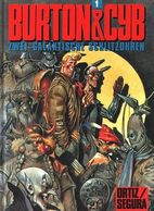 Burton & Cyb-Zwei Galaktische Schlitzohren Bd. 1 Edition Kunst Der Comics Comicalbum HC - Livres, BD, Revues