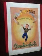 Pubblicità Advertising Ambrosoli Caramelle Rifilatura Da Rivista Anni '50 - Sin Clasificación