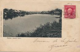 H129 - PANAMA - GATUN - Panama Canal - Panama