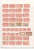 Lot De 87 Timbres Tout état Algérie - Algérie (1924-1962)