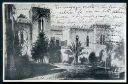 ROCCAPIEMONTE - Villa Raveschieri - (senza Didascalia) - Viaggiata 1909 - Rif. 06628 - Italie