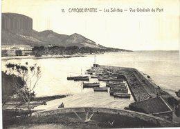 Carte Postale Ancienne De  CARQUEIRANNE - Carqueiranne
