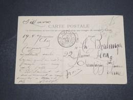 HAUT SÉNÉGAL ET NIGER - Oblitération De Sikasso Sur Carte Postale De Bobo -Dioulasso En 1909 - L 16352 - Upper Senegal And Nigeria (1904-1921)