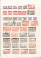 Lot De 57 Timbres Tout état Algérie - Algérie (1924-1962)