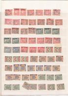 Lot De 125 Timbres Tout état Algérie - Algérie (1924-1962)