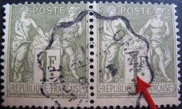 LOT R1749/26 - SAGE TYPE II (PAIRE) N°82 - CàD D' ORAN (ALGERIE) - 1876-1898 Sage (Type II)