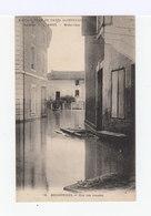 Bédarrides. Une Rue Inondée. 1907. (2746) - Bedarrides