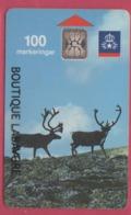 SUEDE--Télécarte 100 --Rennes Chip SC5 - Sweden