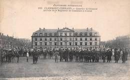 Clermont Ferrand (63) - Quartier Gribeauval - Arrivée Du 3e Régiment De Chasseurs à Cheval - Clermont Ferrand