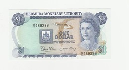 Bermudas One Dollar USZ - Bermudes