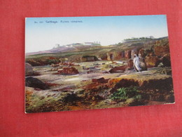 Tunisia   Ruines Romaines -- Ref 2945 - Tunisia