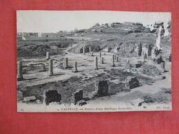 Tunisia   Ruines Byzantine -- Ref 2945 - Tunisia