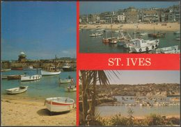 Multiview, St Ives, Cornwall, 1985 - Colourmaster Postcard - St.Ives