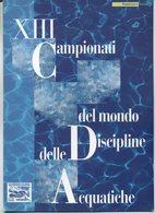"""2009 Italia, Folder  """" Campionati Del Mondo Discipline Acquatiche """" Al Prezzo Di Copertina - 6. 1946-.. Republic"""