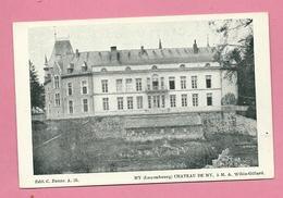 C.P. My =  Château  M/A.  Wibin-Gillard - Ferrieres