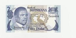 Two Pula - Botswana UNZ - Botswana