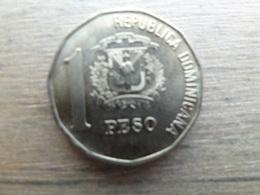 Dominicaine  1  Peso  2002  Km 80 - Dominicana