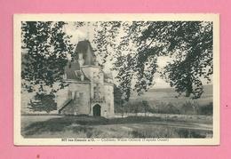 C.P. My =  Château  M/A.  Wibin-Gillard :  Façade  Ouest - Ferrieres