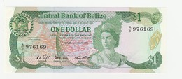 One Dollar - Belize UNZ - Belize