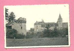 C.P. My =  Château  M/A.  Wibin-Gillard Et  Le  Donjon - Ferrieres