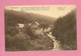 C.P. My =  Le  Moulin  De  Lombrée - Ferrieres