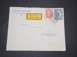IRAQ - Enveloppe De Baghdad Par Avion Pour La Belgique - L 16366 - Iraq