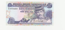One Dollar - Satu Ringgit UNZ - Brunei