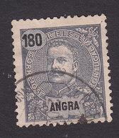 Angra, Scott #32, Used, King Carlos, Issued 1897 - Angra