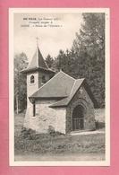 C.P. My  Ville  =  Chapelle  érigée  à  Marie  -  REINE  DE L'Univers - Ferrieres
