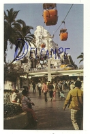 Disney Land. Skyway. The Skyway Journeys Above Tomorrowland - Disneyland